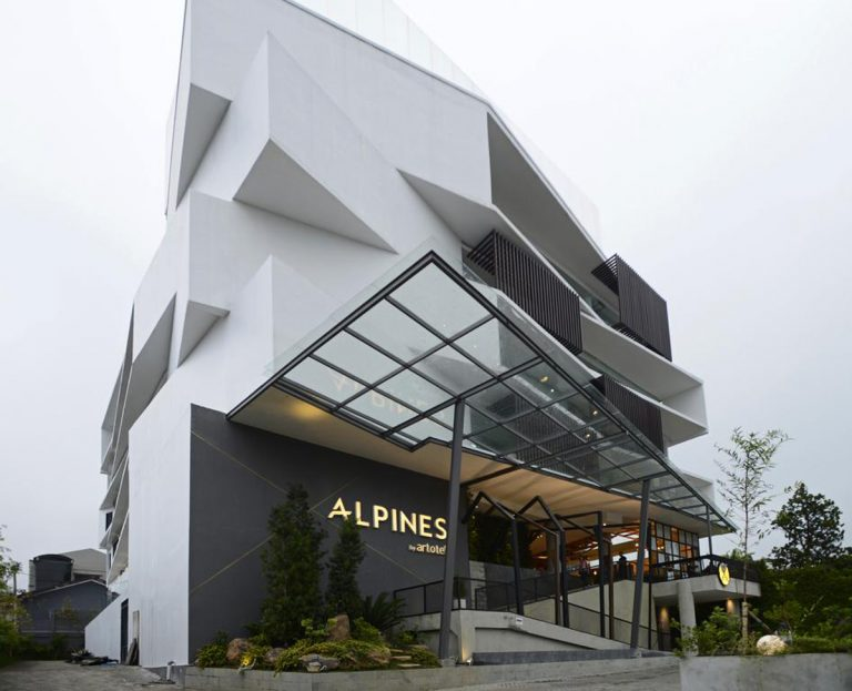 ALPINES Condotel, Batu,  Malang Jawa Timur