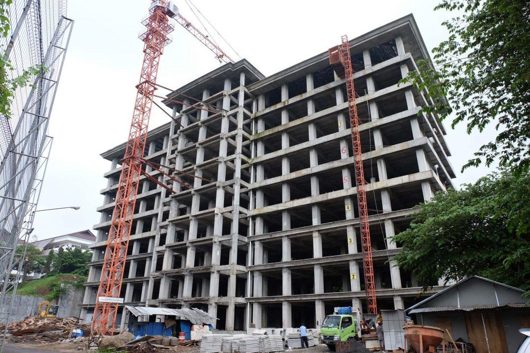 Gedung Pasca Sarjana UMMUH Malang